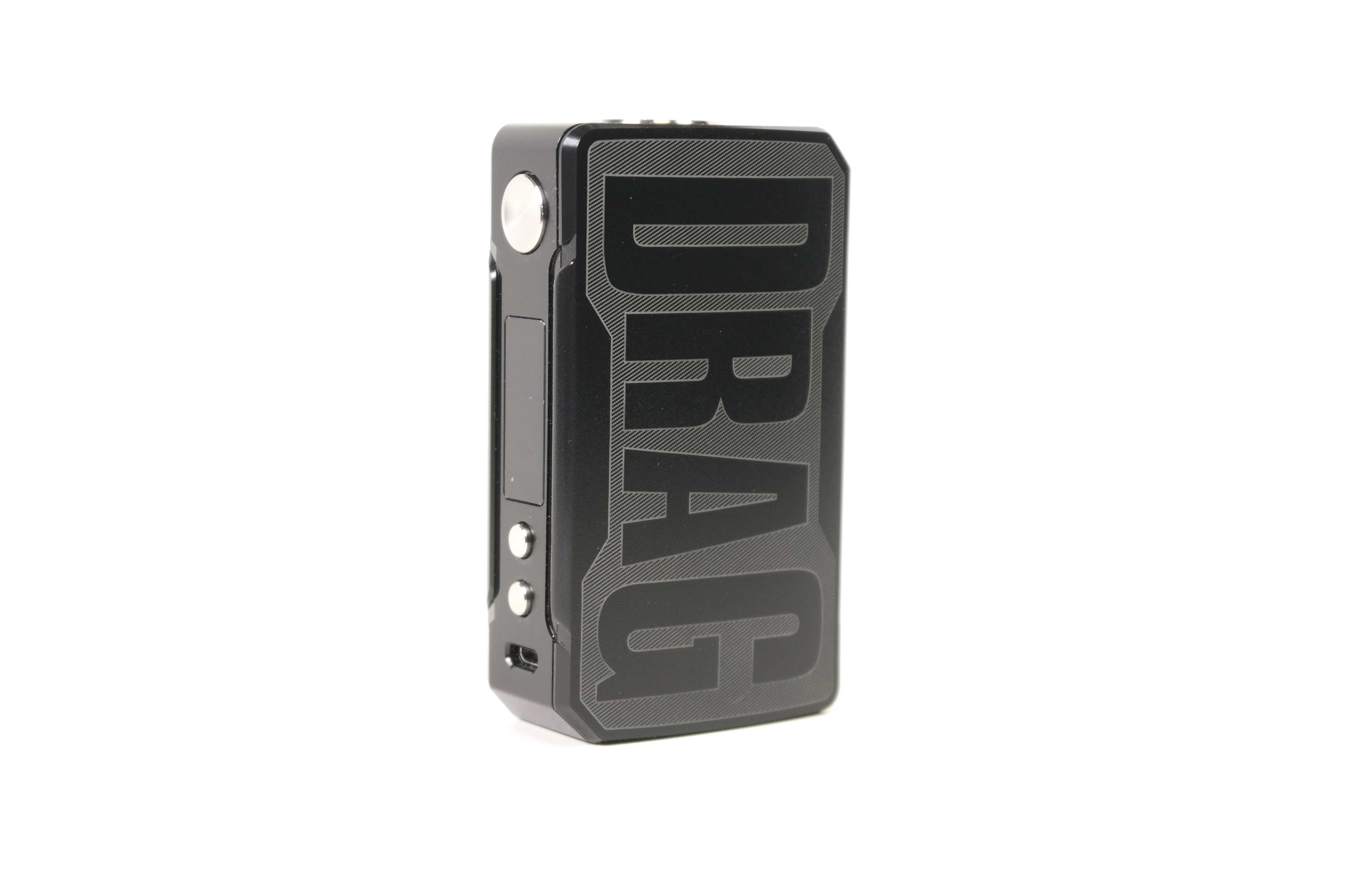 Voopoo Drag 2 Kit with Uforce T2 Review - Vapor Leaf