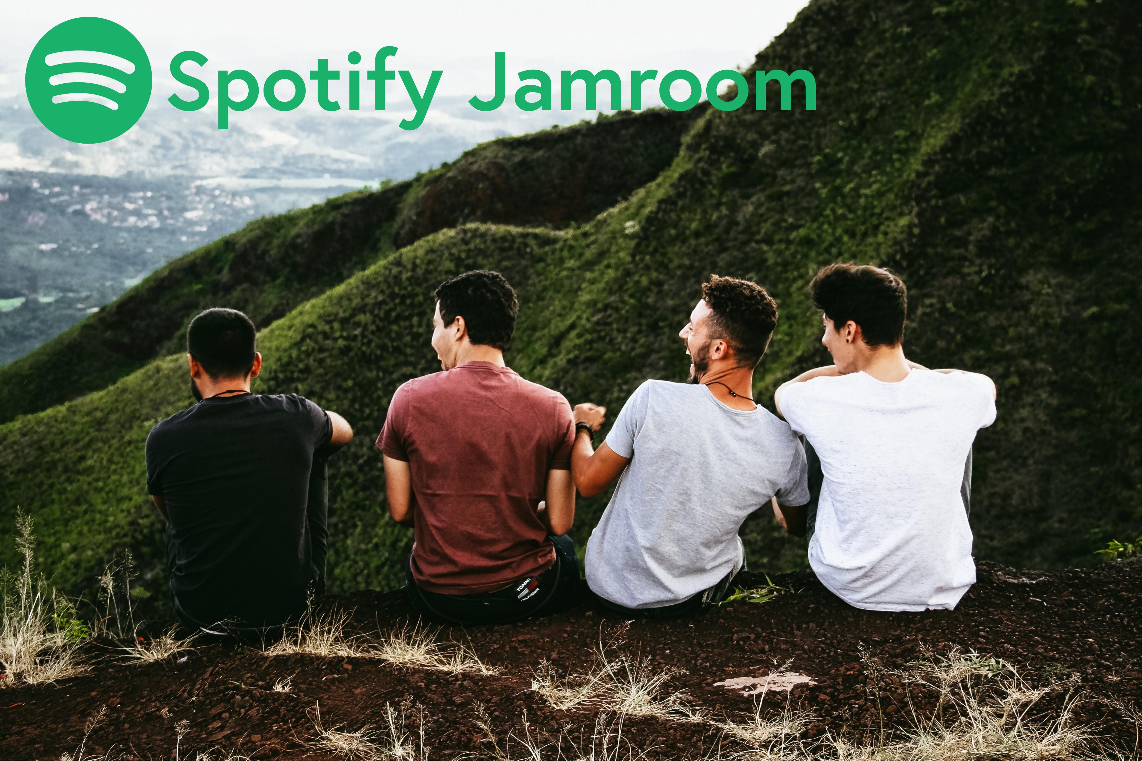Designing Spotify Jamroom: a case for the shared music