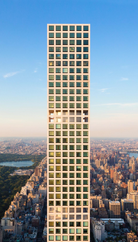 432 Park Ave supertall tower