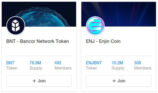 The Enjin Bancor Partnership — What It Means for Gamers