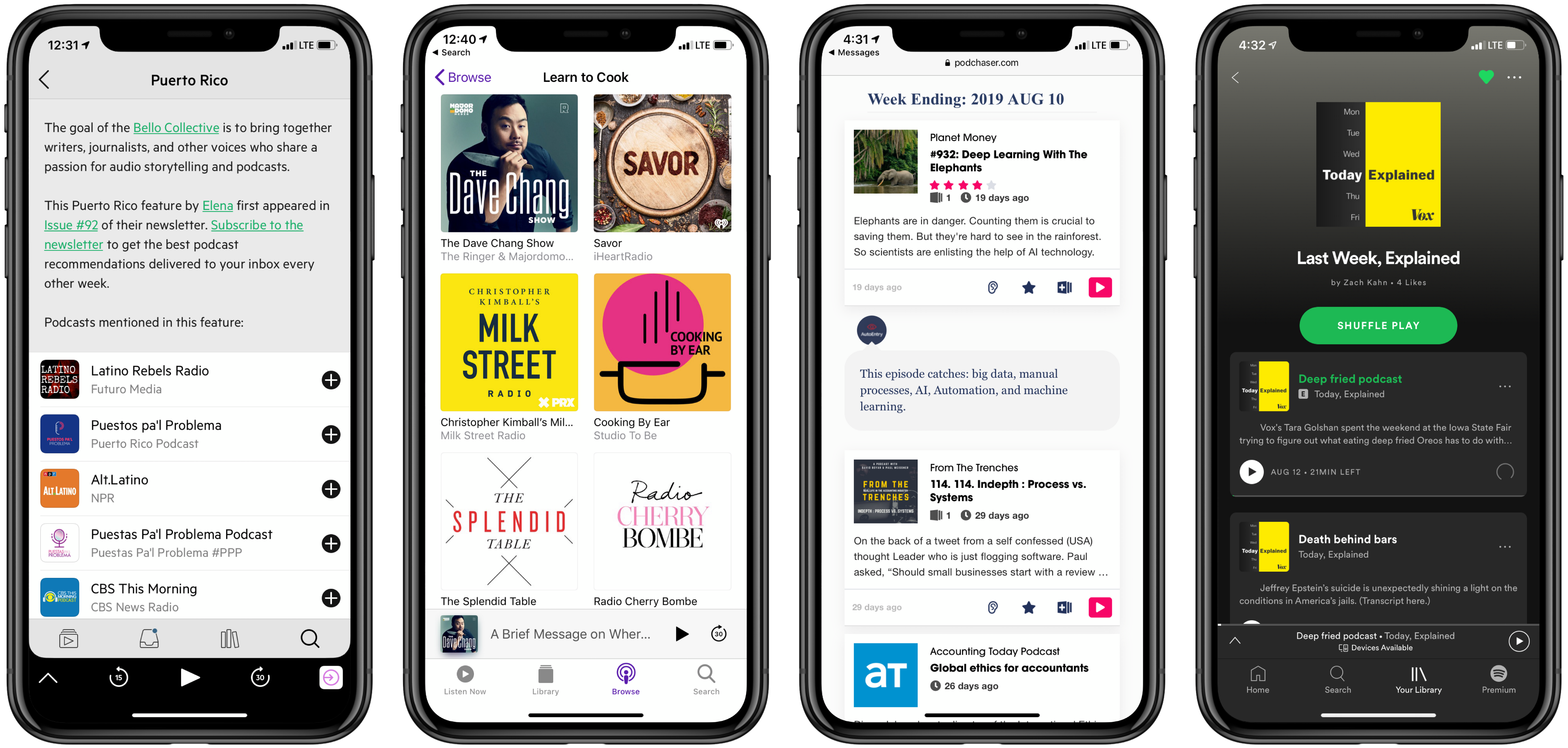 The Promise Of Podcast Playlists Now That Spotify Has Podcast Playlists By Dan Misener Pacific Content