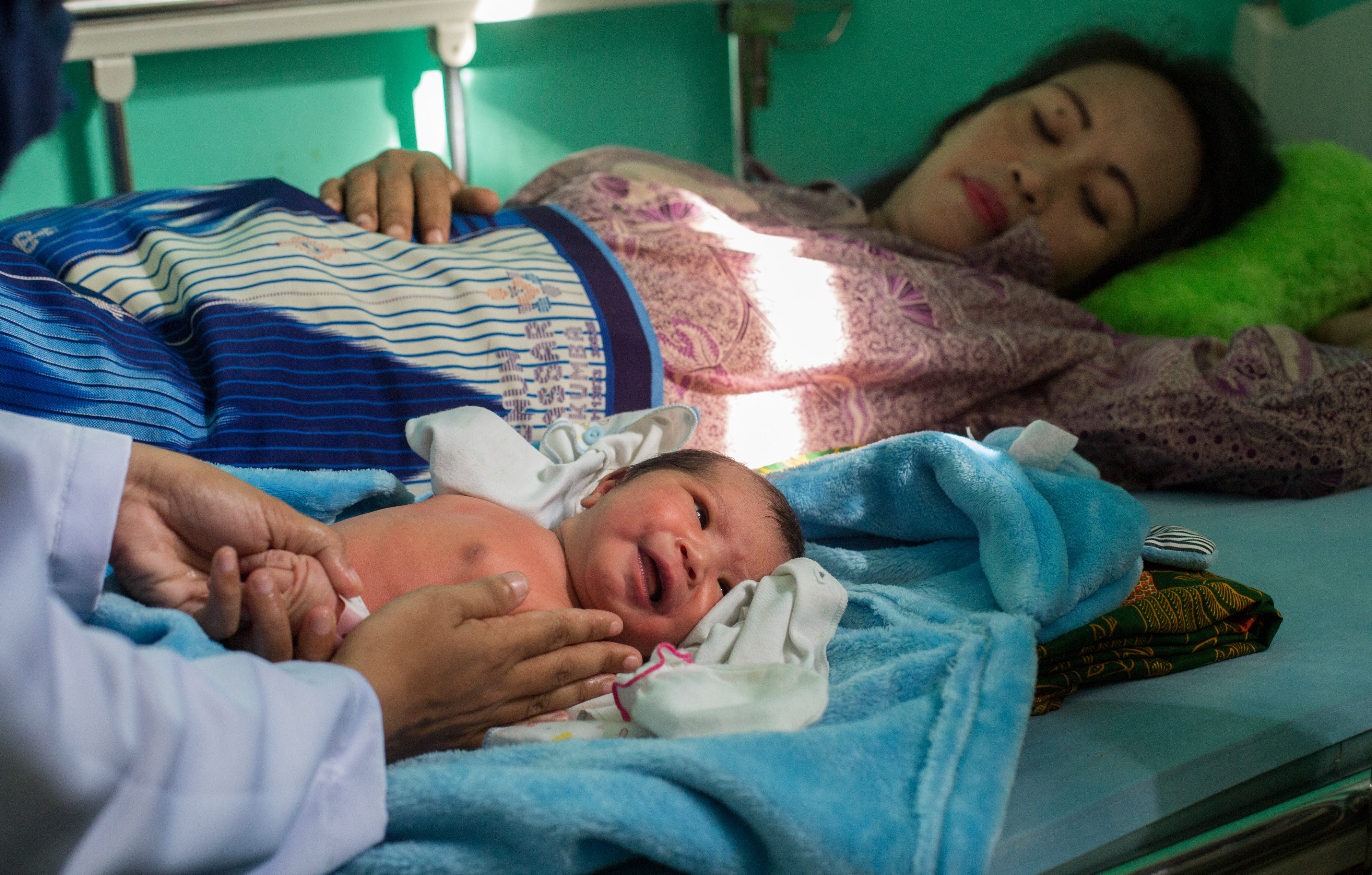 Estimating The Potential Impact Of Covid 19 On Mothers And Newborns In Low And Middle Income Countries By Health Policy Plus Medium