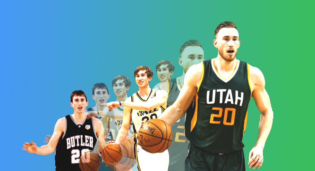 The Evolution Of Gordon Hayward The Dictionary Defines Evolution As By Taylor Griffin Medium