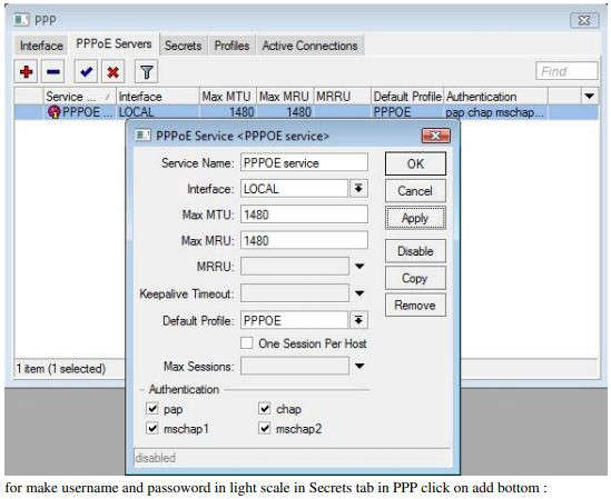 Pppoe Server Configuration In Mikrotik Router By Anna Lungeli Medium