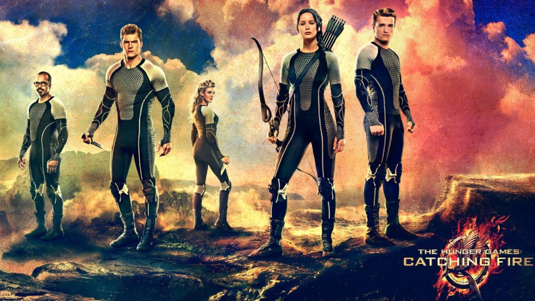 The Hunger Games Catching Fire Is Far Better Than It Deserves To Be By Jamie Sergeant Pop Off Medium