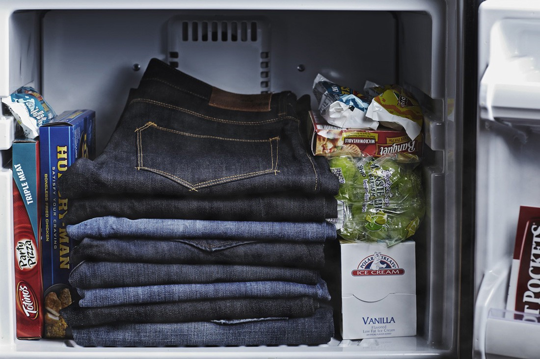 3 Popular Raw Denim Care Myths and Why They're Totally Busted