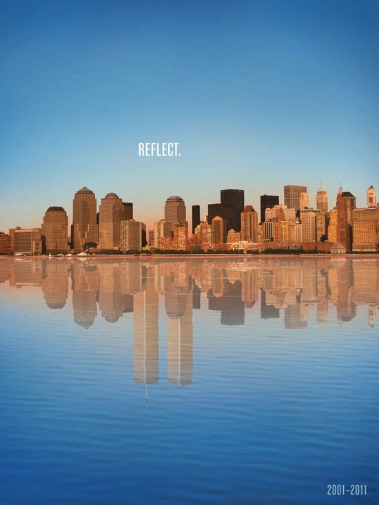 Reflect. 2001-2011 Outdoor Advertising