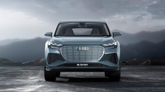 The New Audi Q4 E-Tron All-Electric Affordable SUV - Autobahn
