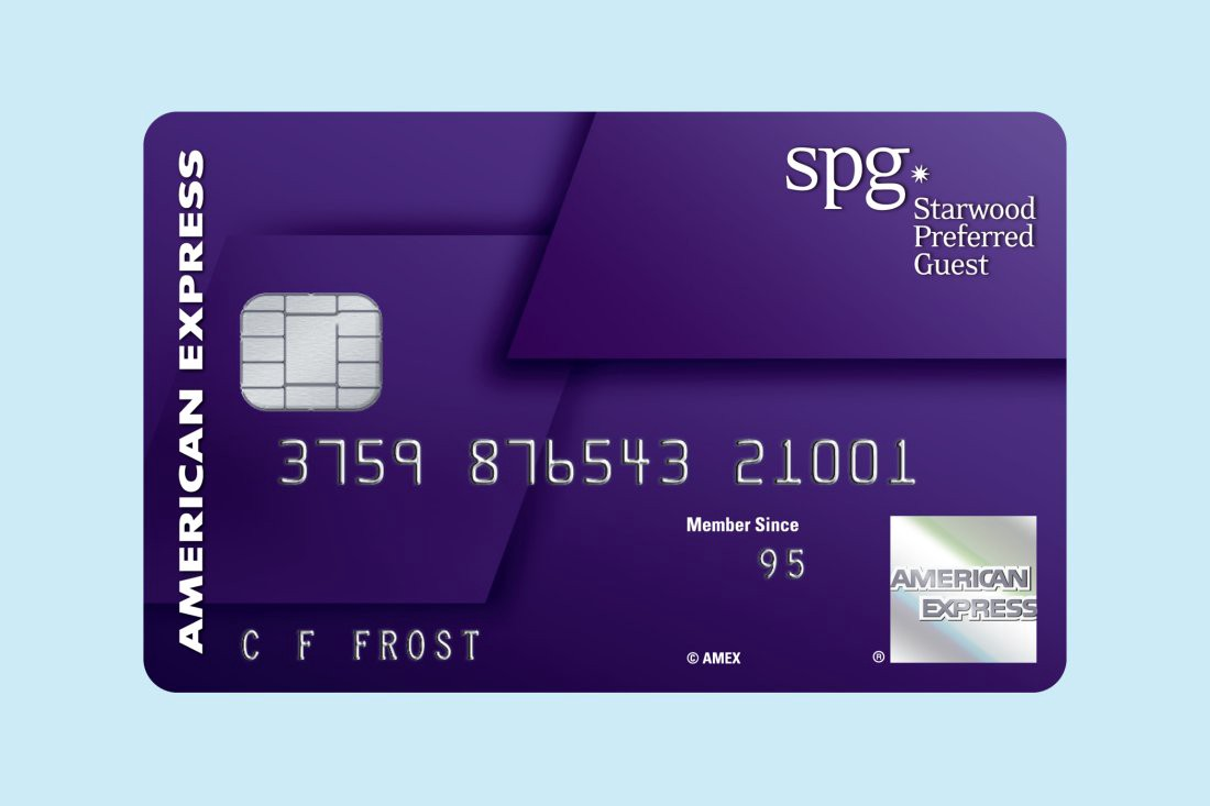 SPG AMEX Card Review  by Kim H.  Medium