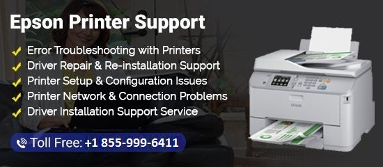 Call Us any Query : +1–855–999–6411 EPSON PRINTER SUPPORT, EPSON