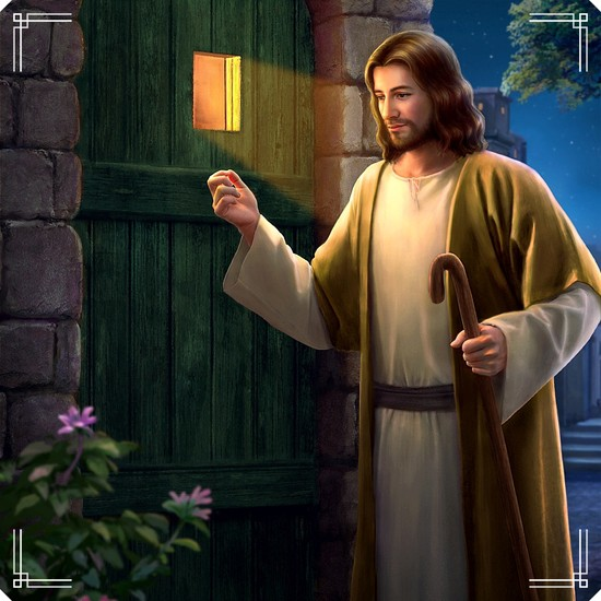 How-the-Lord-Will-Knock-at-the-Door-Upon-His-Return