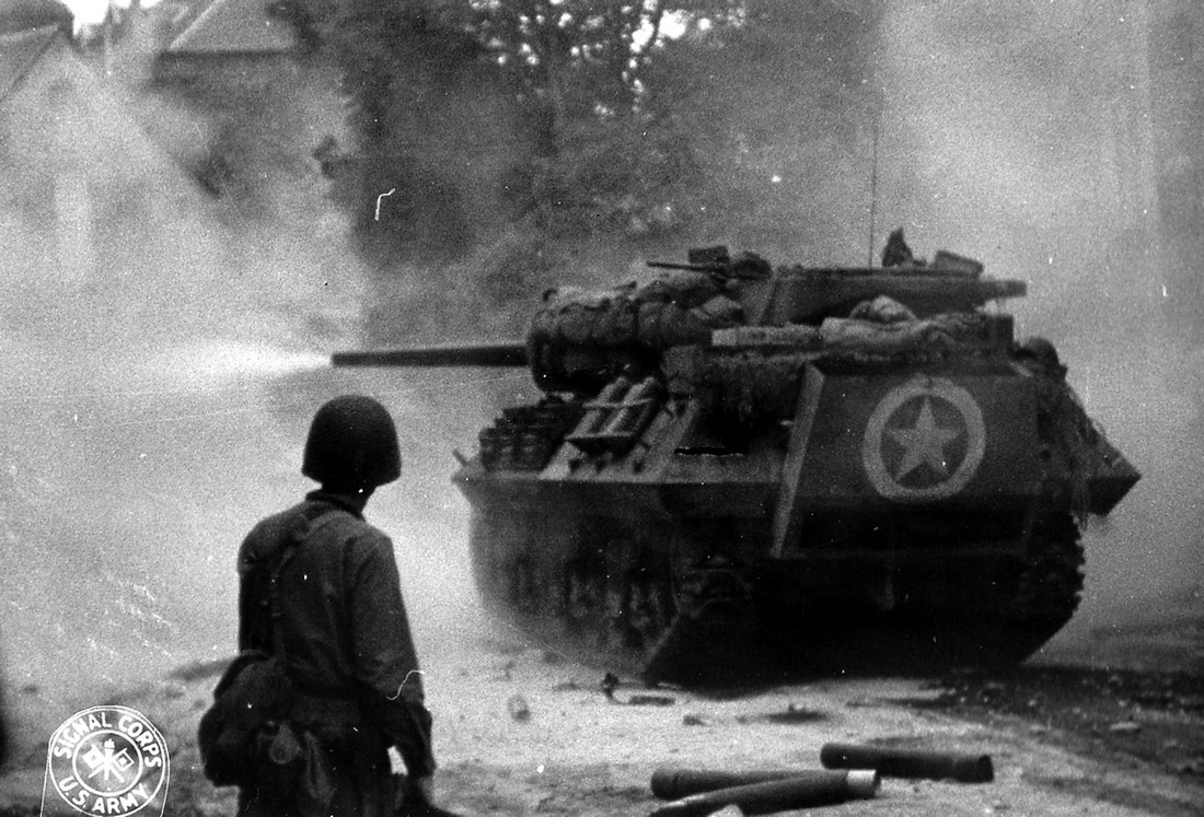The U S  Army's Tank-Destroyers Weren't the Failure History