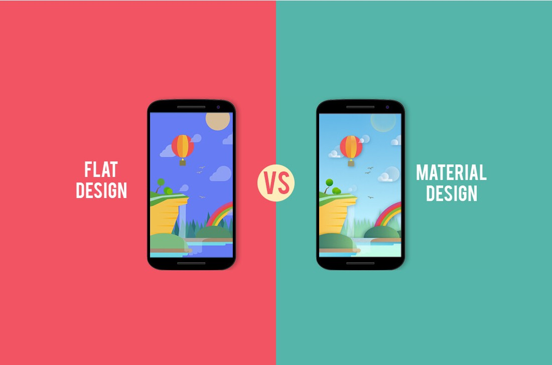 Which Is Better Android Vs Ios Comparing Ui Design By Ramin Tahsili Medium