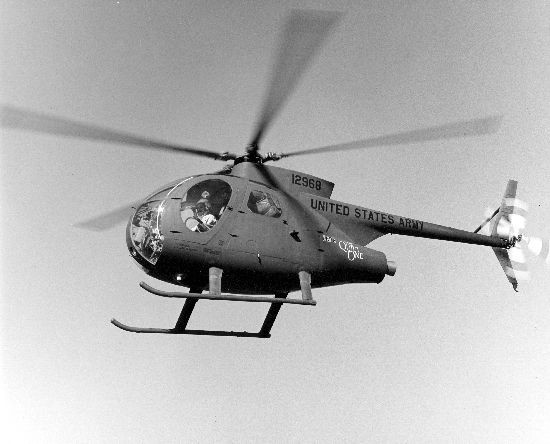 The CIA Built a Special Helicopter to Sneak Into North Vietnam