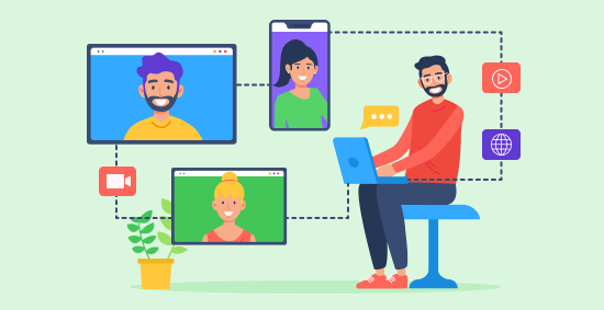 Absence management in remote teams