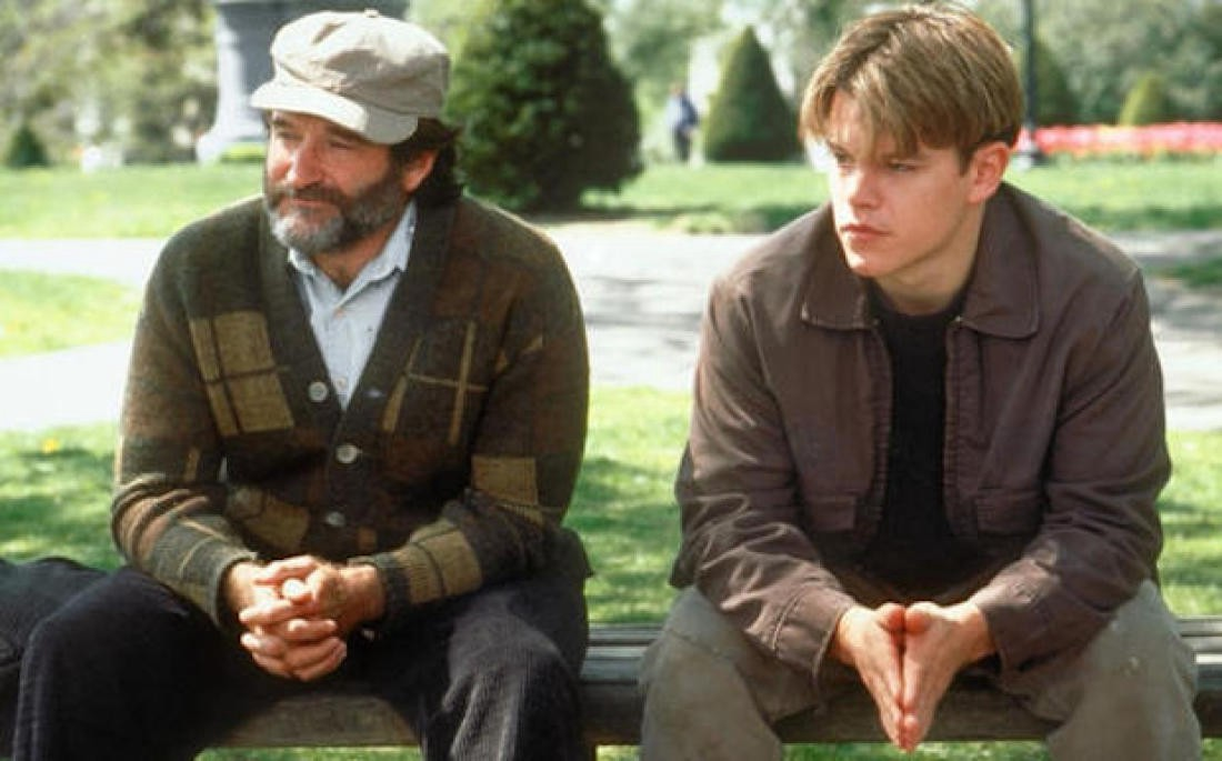 Good Will Hunting Great Movies Medium