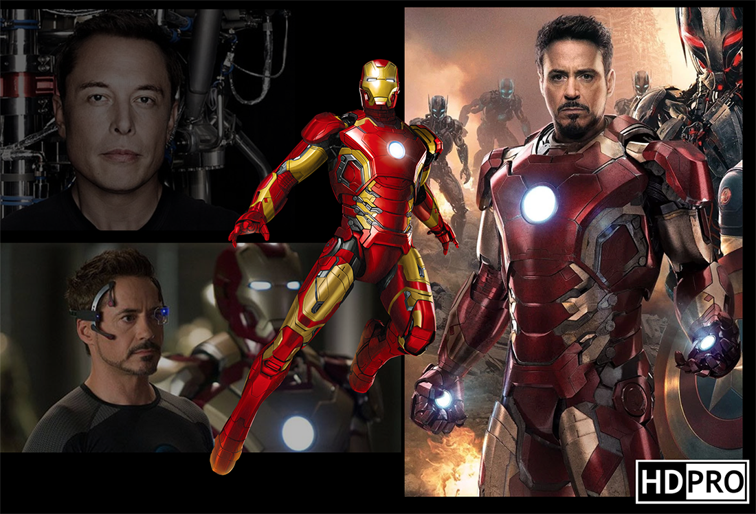 "The Symbolism Of Tony Stark In Technology— ""Iron Man"""