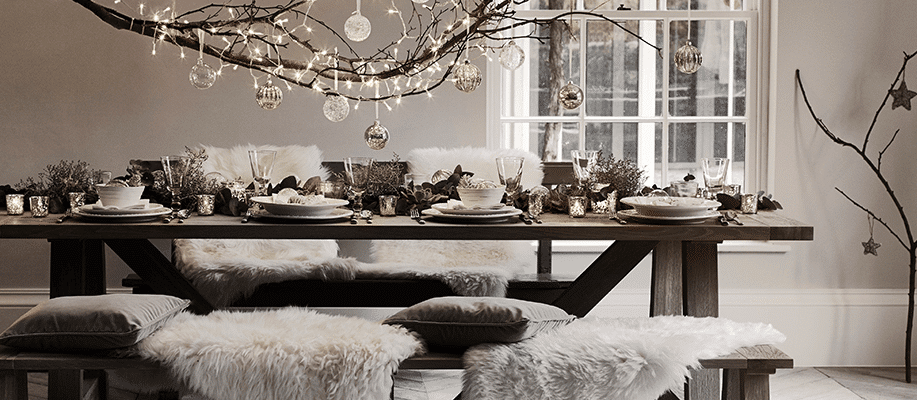 the nordic style presentation is undoubtedly best for the christmas decoration and heavily influenced by the geometric elements and crafts natural tones - Nordic Style Christmas Decorations