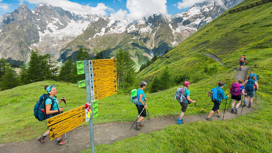 Amazing 10 Most Incredible Hiking Trails Will Blow Your Mind : Trends