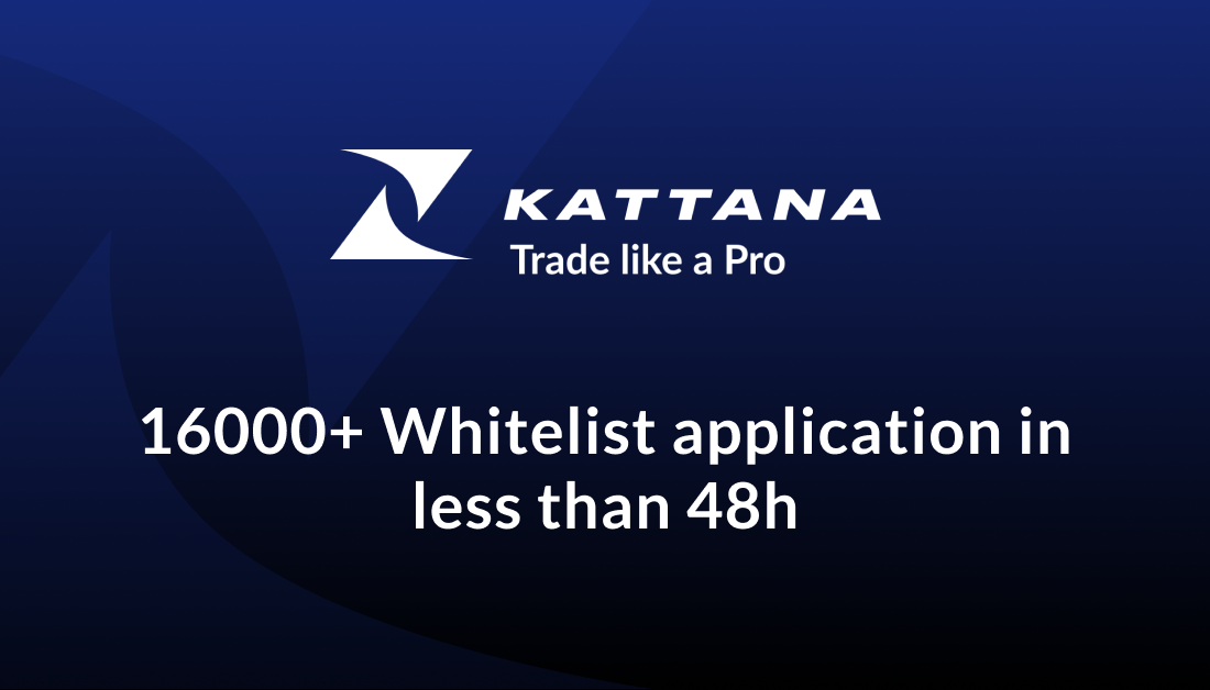 Friends… it's been crazy, with less than 2 days still left to get into our whitelist, we already…