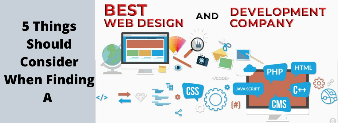 5 Things Should Consider When Finding A Web Design Or Development Firm By Teckmovers Solutions Pvt Ltd Medium