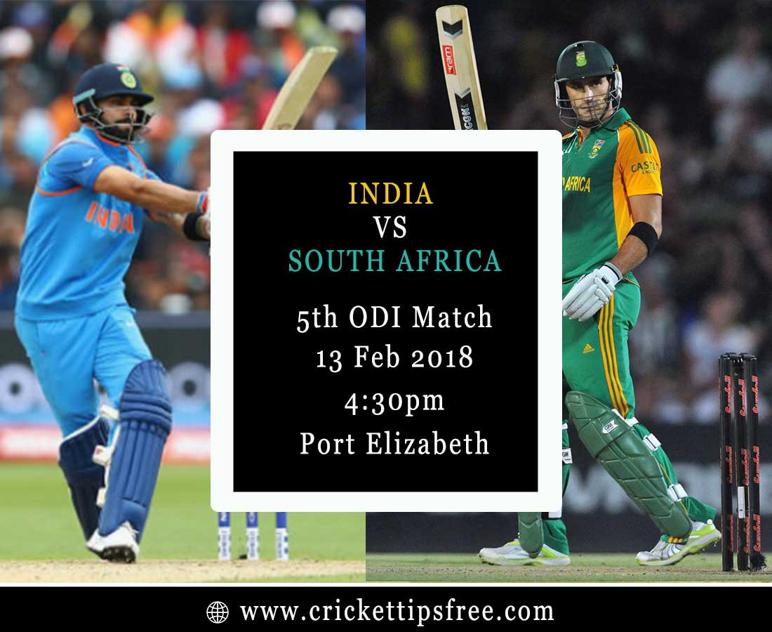 Get Live Cricket Betting Tips Updates For India Vs South