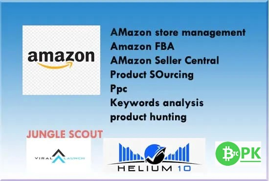 Amazon Store Managament and Training In Pakistan