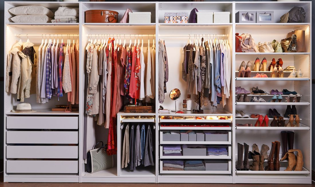 How to buy a PAX wardrobe when you're new to PAX wardrobes