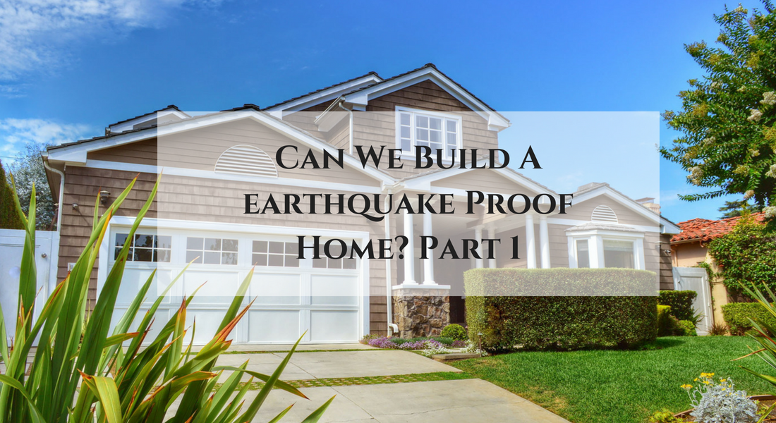 Can We Build A Earthquake Proof Home Part 1 By Man Of Steel Medium