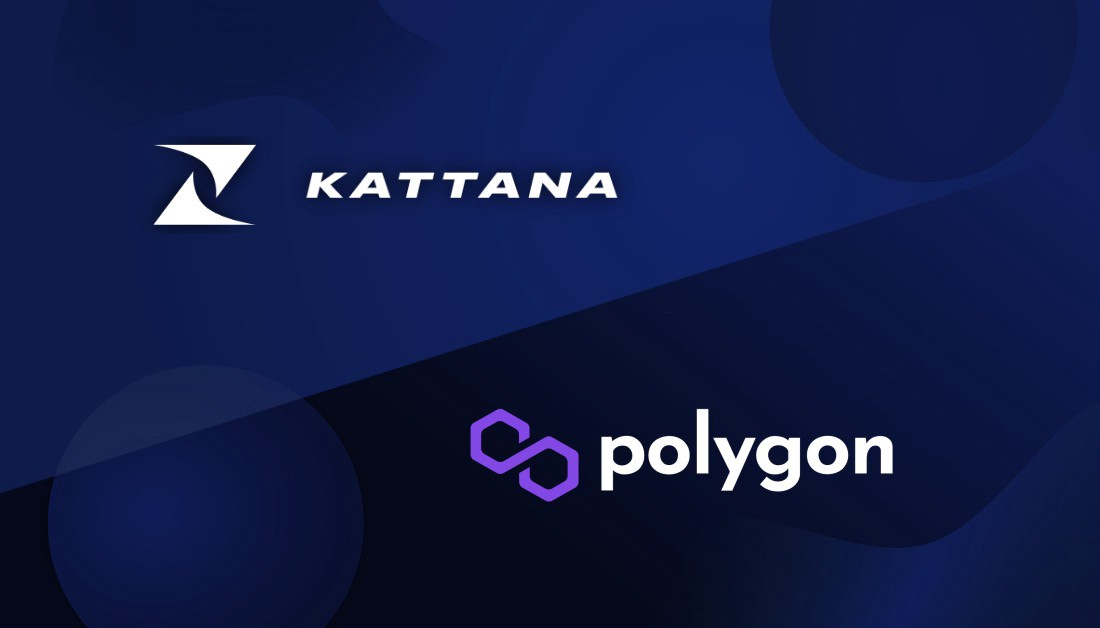 Expansion of supported chains on Kattana thanks to Polygon