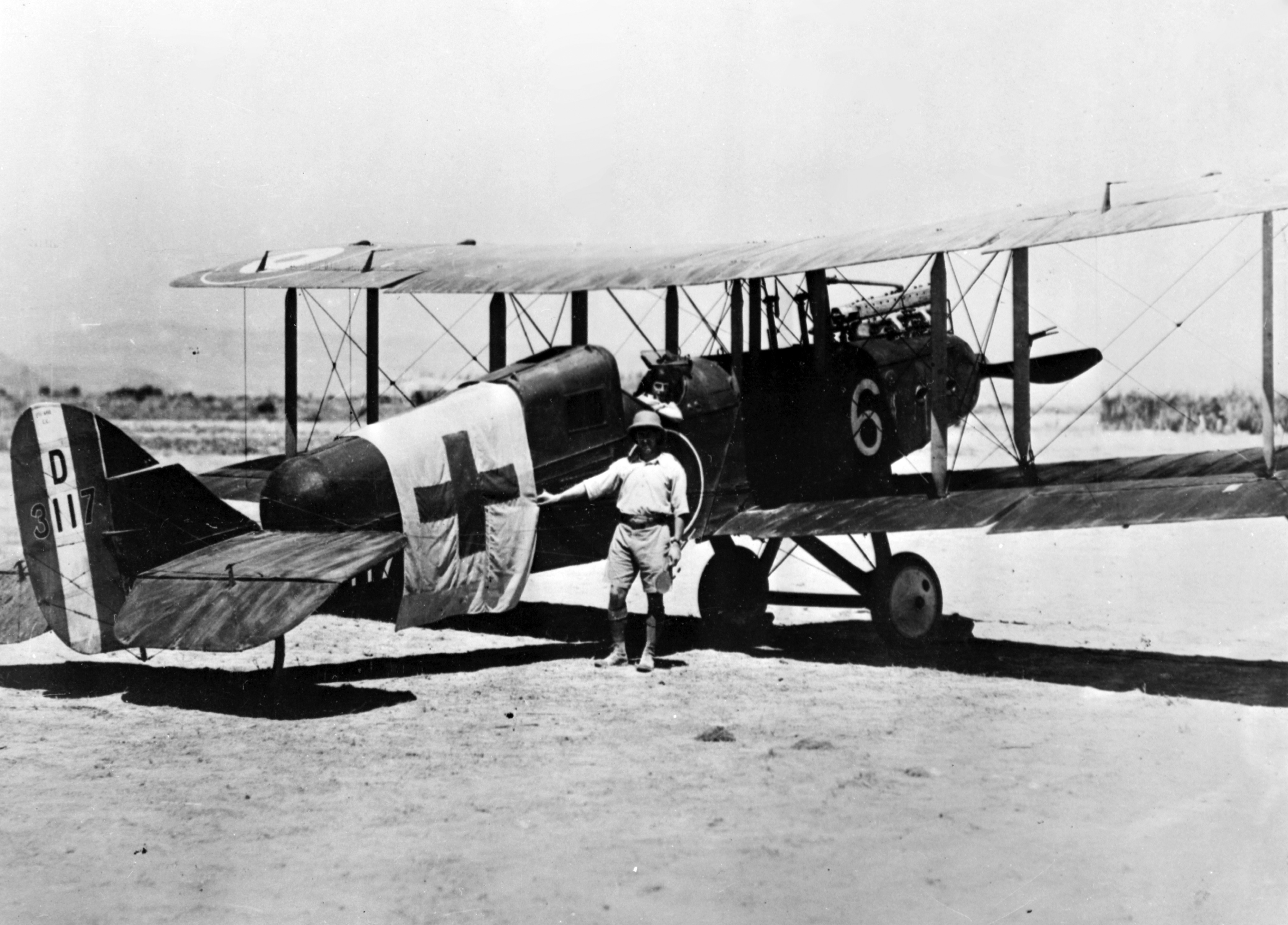 Air Power In British Somaliland, 1920: The Arrival Of