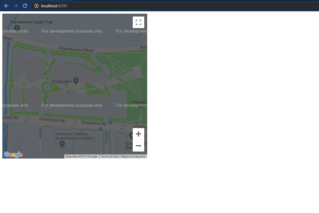Google Maps is now an Angular component