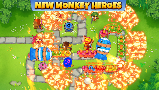 Bloons TD 6 v10 0 Mod Apk + Data [Unlimited Money & Unlocked] Android