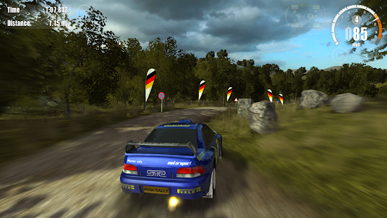 Rush Rally 3 v1 41 Apk + Mod [Unlimited Money] Android