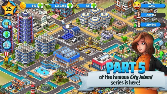 City Island 5 Mod Apk [Unlimited Money] 1 7 3 for Android