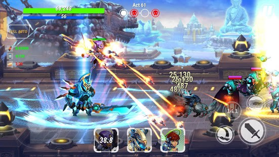 Heroes Infinity: Blade & Knight 1 24 4 Mod Apk [Unlimited Money] for
