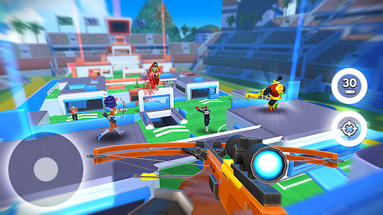 FRAG Pro Shooter Mod Apk [Unlimited Money] 1 3 5 for Android