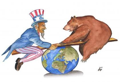 Rise of the Superpowers :The United States Vs Russia