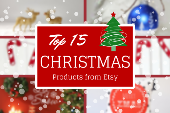 Etsy Christmas.Happy Holidays Our Top 15 Favorites From Etsy Christmas