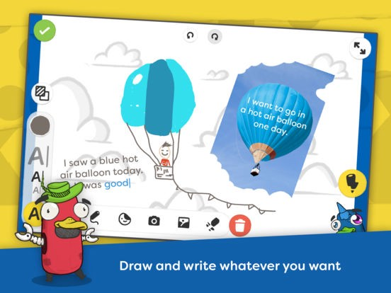 DiaryZapp app is a digital diary for children - ContempoPlay