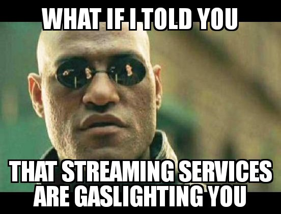 Music Streaming Services Are Gaslighting Us - Noteworthy - The