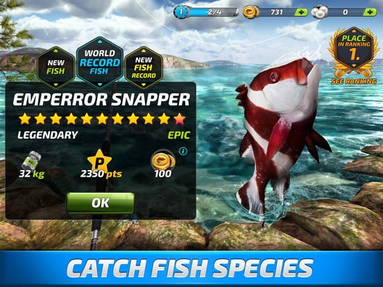 Best Fishing Clash Hacks, Cheats & Tips for unlimited pearls