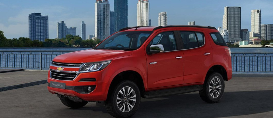 The 2019 Chevrolet Trailblazer Comes With The New Layout For 2019 Model