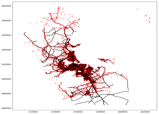 Analyzing geospatial data with GeoPandas and plotly