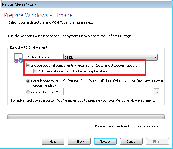 Techie Tuesday: Adding BitLocker support to Windows PE