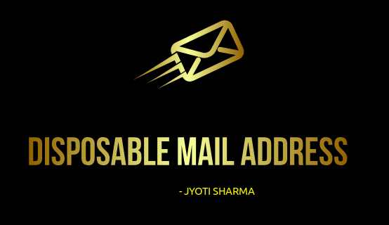 Avoid spams using Disposable Email Address !!! - Jyoti Sharma - Medium