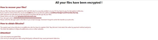 Is your weblogic and websphere is safe from Greystars Ransomware