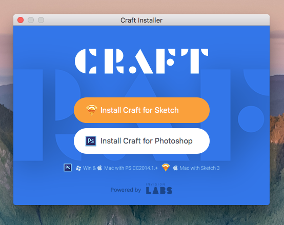 Back In Sketch You Will Now See A New Panel Ear Next To The Inspector And Also Item Menu Bar