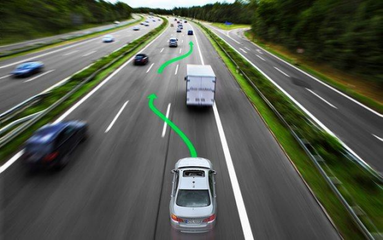 Planning the path for a Self-Driving Car on a Highway