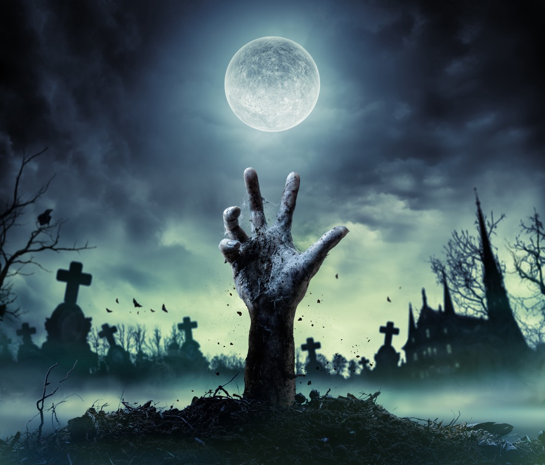 Halloween Spooky.8 Spooky Candidates Recruiters Are Afraid Of Halloween Special